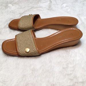 Eric Javits sandals size 7.5 N